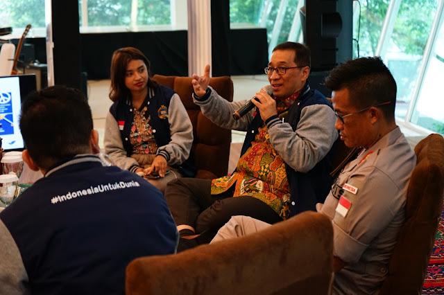Kemenlu Sharing Kiprah Indonesia di Dewan Keamanan PBB