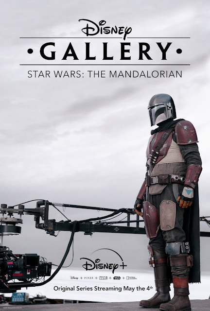 Disney Gallery: The Mandalorian 紀錄片 宣傳海報 及 預告片, Disney, Lucasfilm, Star Wars, Disney+