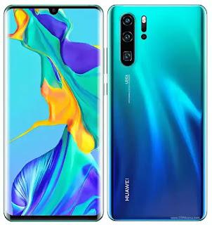 smartphone 5g huawei p30