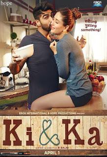 Ki & Ka (2016) Bluray India Movie With Subtitle