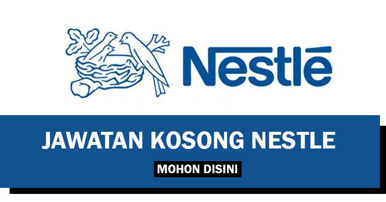Jawatan Kosong di Nestle