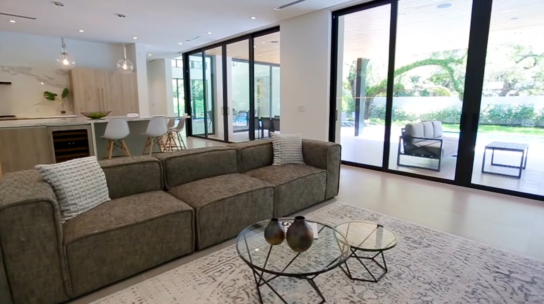 49 Interior Design Photos vs. 4701 SW 74th St, Miami, FL Luxury Mansion Tour