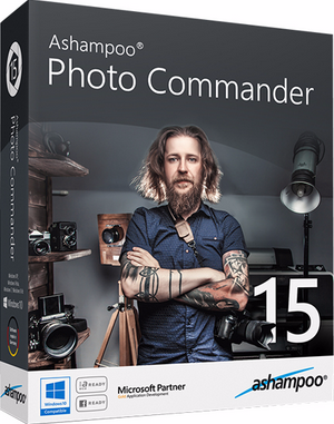 Ashampoo Photo Commander 15.1.0 Full Español (MEGA)