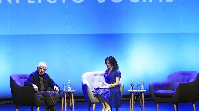 Mirna Schindler aclara por qué Gastón Soublette se fue antes de seminario donde participaban