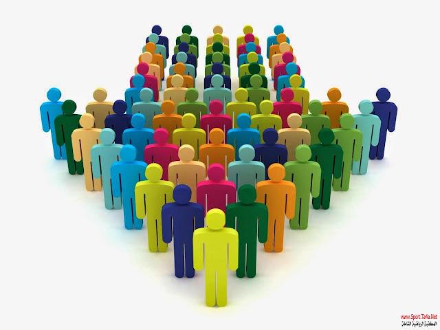 موضوع تعبير عن التعاون وفوائده
