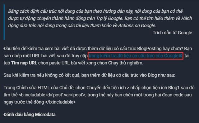 blogger external link