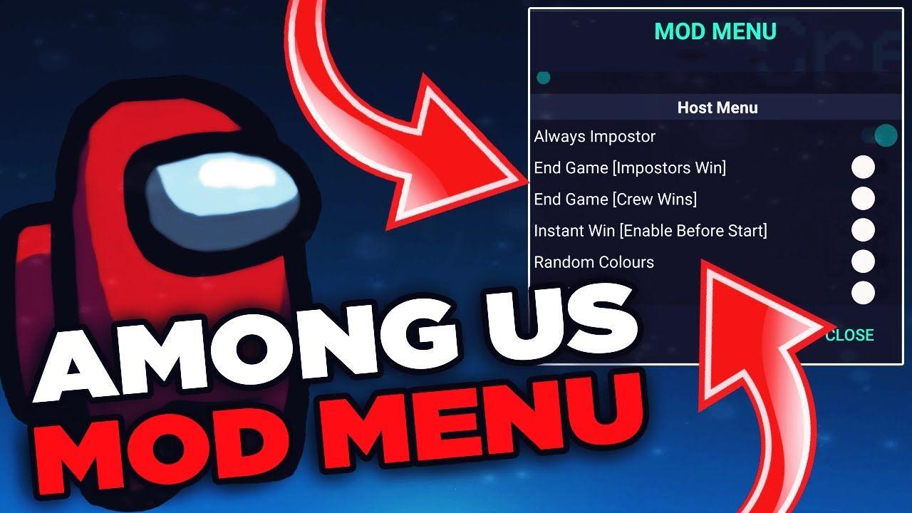 Downloading Among Us Mod Menu
