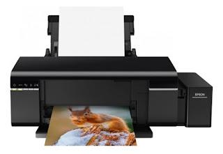 Price EPSON L805 is an inkjet printer