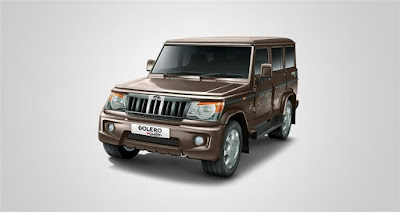 Mahindra Bolero Power Plus exterior look 2016