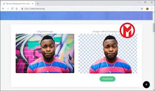 كيفية إزالة الخلفية من الصور بدون برامج في أقل من 5 ثواني مع هذا الموقع الرائع !!