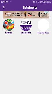 تحميل تطبيق BEIN SPORT V1.1 لمشاهدة قنوات بي ان سبورت و متابعة جميع المباريات