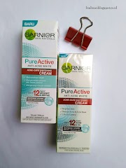[REVIEW] Garnier Pure Active Acne-Care Whitening Cream