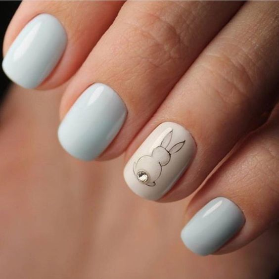 Cute Nail Designs for Every Nail - Nail Art Ideas to Try 💅 25 of 50