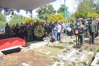 Sertu Ilham, Anggota TNI Korban Heli MI-17 Jatuh di Papua Dimakamkan di Banyumas