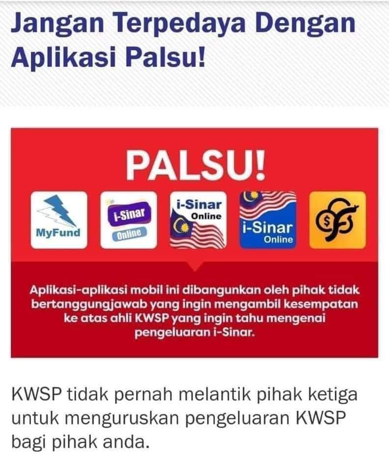 i-Sinar KWSP