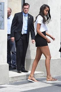 Obama's Daughter