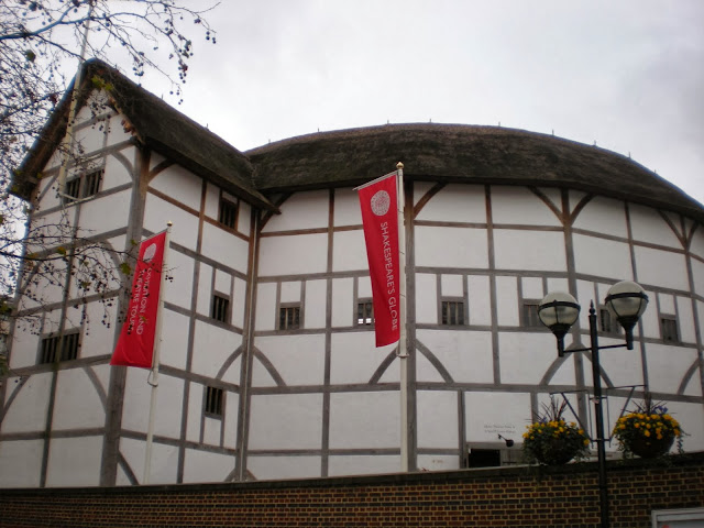 Teatro Shakespeare en Londres