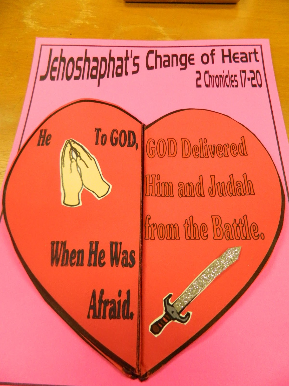 Hands On Bible Teacher Jehoshaphat A Godly King Of Judah
