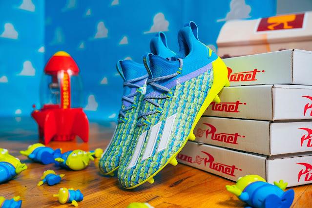 Adidas Adizero Toy Story Football Cleats