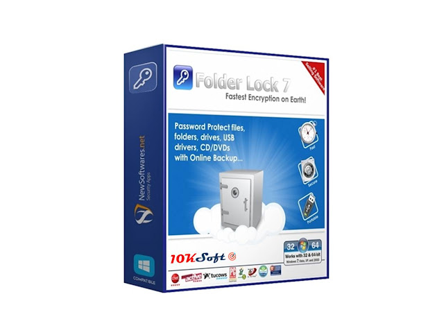 Folder Lock 7.7 Offline Setup Free Download