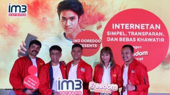 24 Jam Bebas Internetan Dengan Freedom Internet Dari IM3 Ooredoo