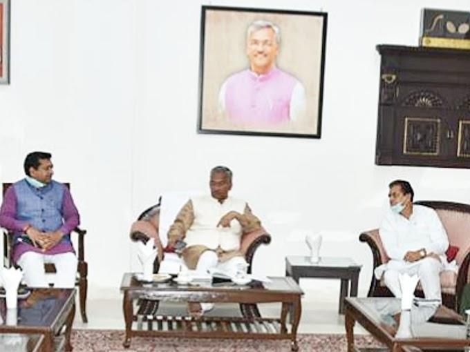 बड़ी खबर-दिल्ली में फंसे उत्तराखंड के लोगों के लिए मुख्यमंत्री त्रिवेन्द्र ने किया बडा ऐलान -जानिए 50लाख किस काम के लिए किए स्वीकृत