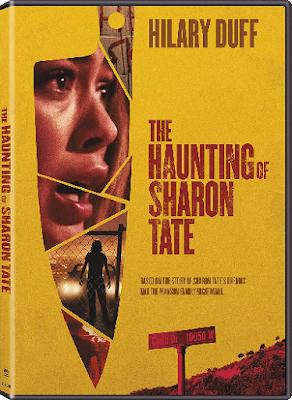 The Haunting of Sharon Tate [2019] [DVD] [R1] [Subtitulado]