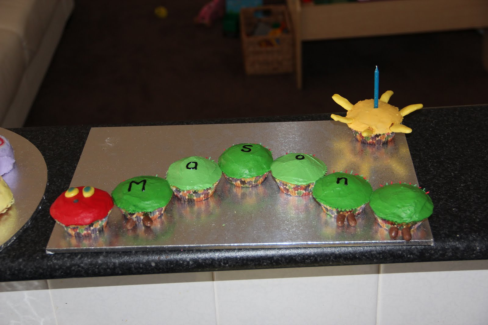 What Do You Do All Day The Very Hungry Caterpillar Party