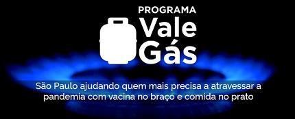 Programa Vale Gás | Verdadeiro apoio SHD SP
