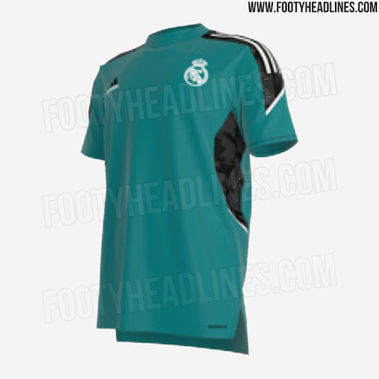 Adidas Real Madrid 21-22 Champions League Items Leaked ...