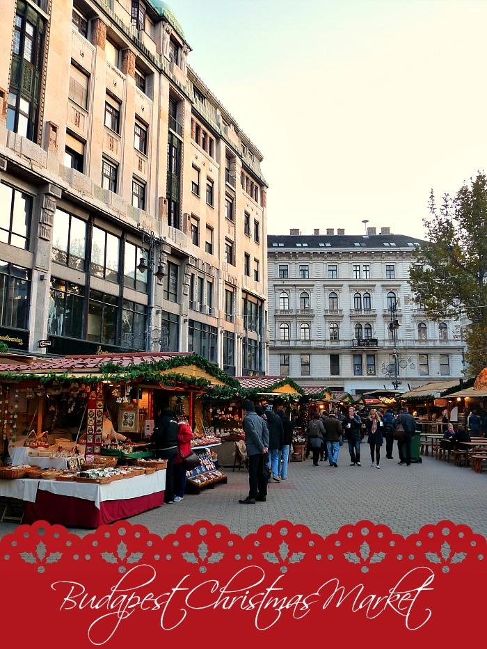 Budapest Christmas Fair