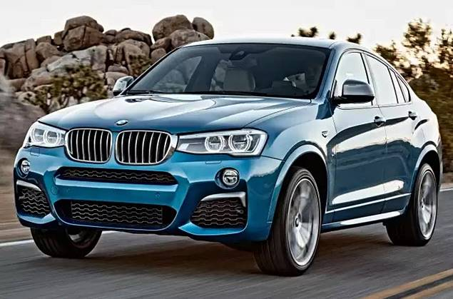 2017 BMW X4 M40i Crossover Review