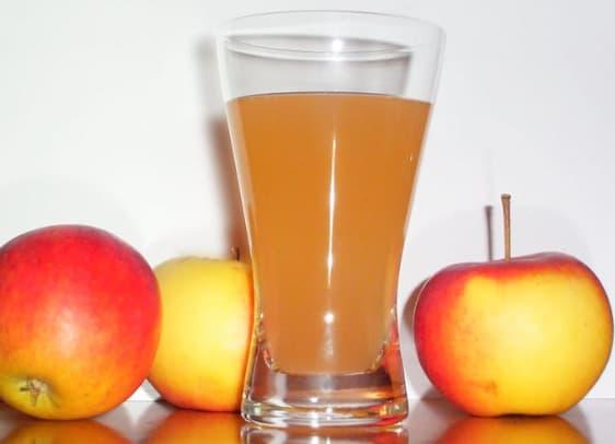 وصفة خل التفاح لعلاج تساقط الشعر :