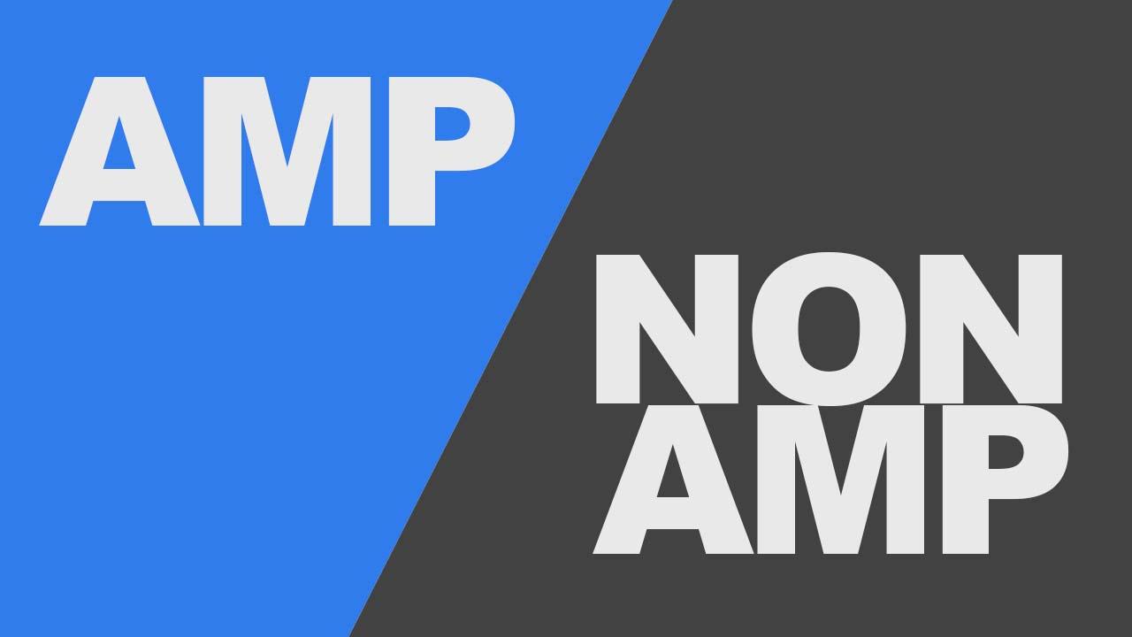 Komponen AMP Bisa Dipakai Di Halaman Non AMP