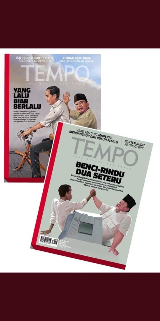Menyesal Pilih Jokowi, Lebih Menyesal Pilih Prabowo