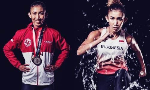 Biodata Emilia Nova Si Atlet Lari Nike, Peraih Emas SEA Games 2019