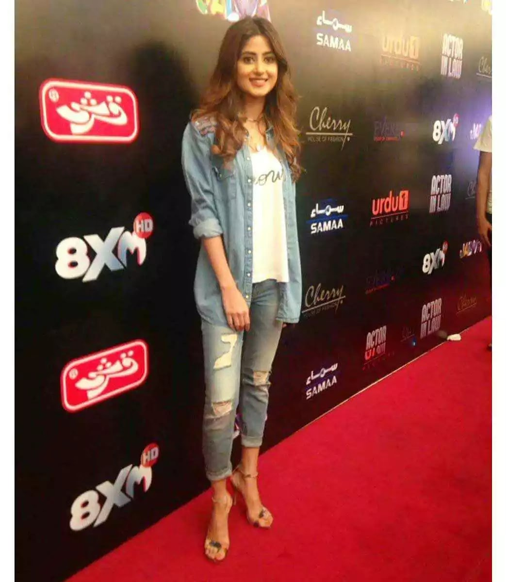 Sajal And Saboor Ali Looks Gorgeous in Latest Pictures