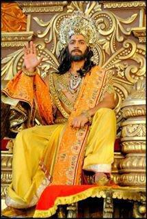 Asal usul Dretarastra dalam Mahabharata