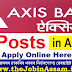 AXIS Bank Assam Recruitment 2021: Apply Online for 11 Posts in Assam