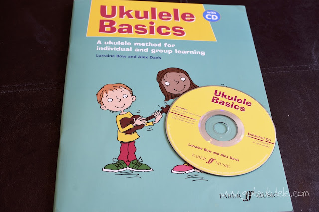 Ukulele Basics Book cover