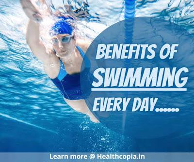 Benefits of Swimming
