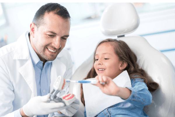Supaya anak berani ke dokter gigi