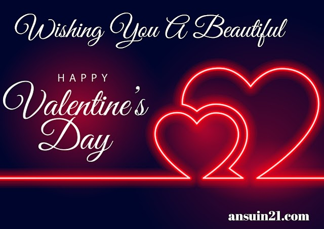 400+Best Happy Valentine's Day Wishes, Images & Quotes 2021,