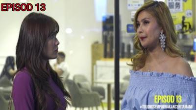 Tonton Drama Tolong Sempurnakan Cerita Mami Episod 13