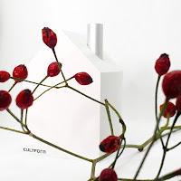 cultform design Räucherhaus weiß minimalistische deko