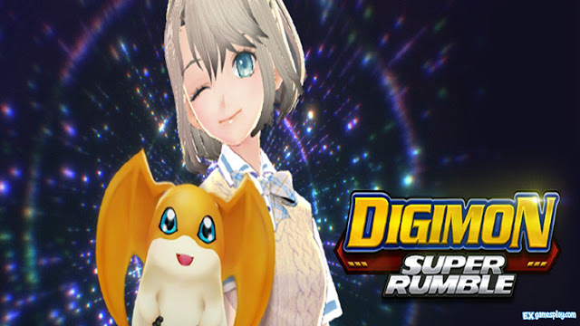 Digimon Super Rumble - The Latest MMO Game from Digimon Franchise