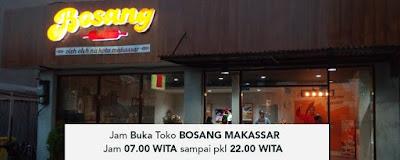 Daftar Alamat Bosang Makassar, Oleh-Oleh Makassar