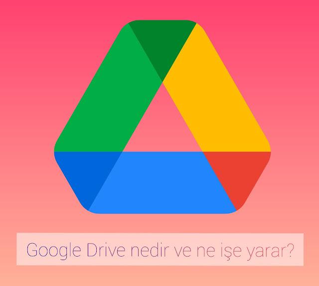 Google Drive nedir, ne işe yarar? (Kapsamlı Rehber)