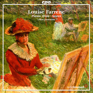 Farrenc, L.: Piano Trio, Op. 33 / Clarinet Trio, Op. 44 / Sextet, Op. 40