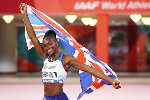 Atlétikai vb - Dina Asher-Smith a női 200 méter győztese
